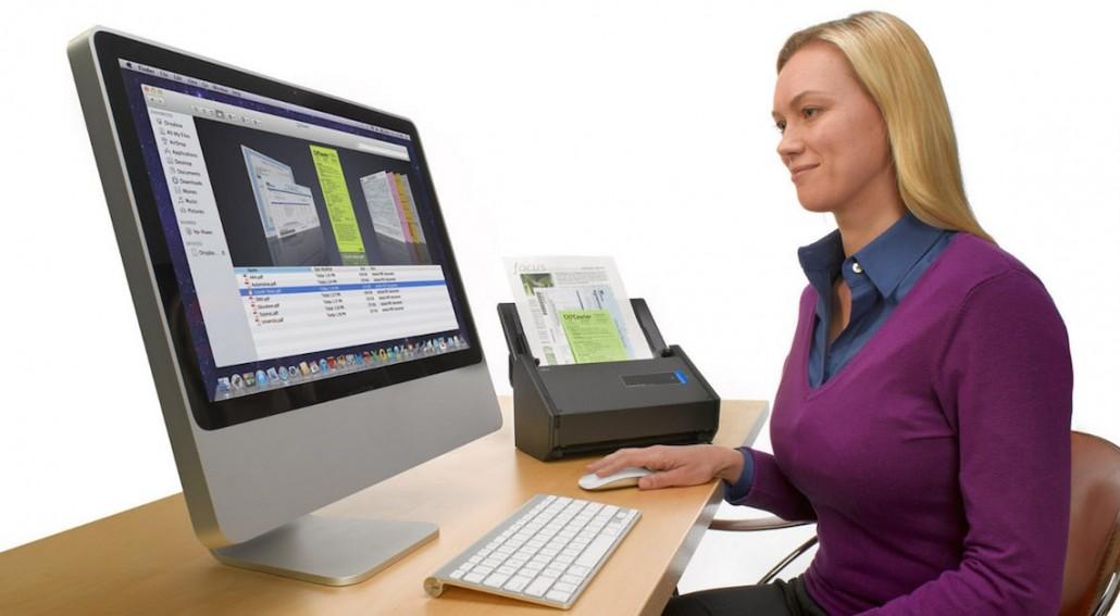 ScanSnap iX500 Wireless Scanning