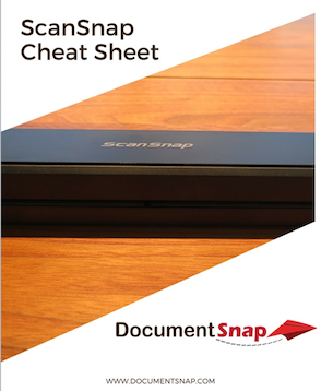 ScanSnap and Hazel Is A Match Made In Paperless Heaven
