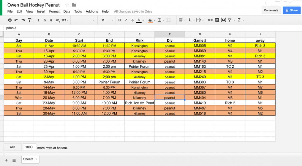 Convert Excel To Google Sheets