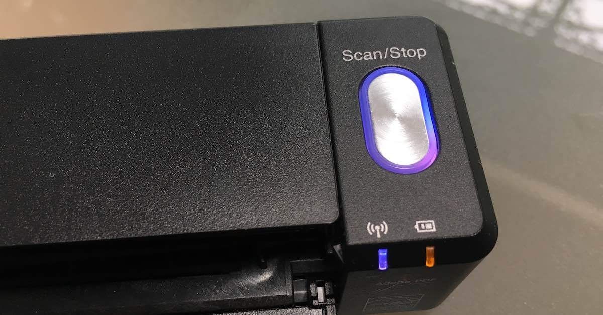 ScanSnap Cloud - Scan To The Cloud Without A Computer
