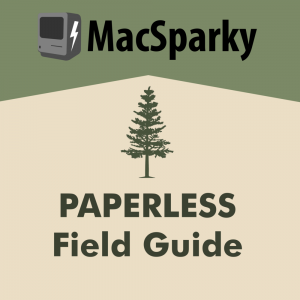 Paperless Field Guide